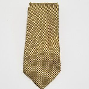Brooks Brothers Gold Blue Tie